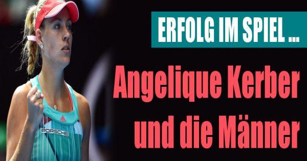Angelique Kerber privat: Kerber und die Liebe: Freund