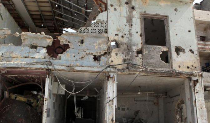 Angriffe auf Regimetruppen in syrischen Provinzen (Foto)