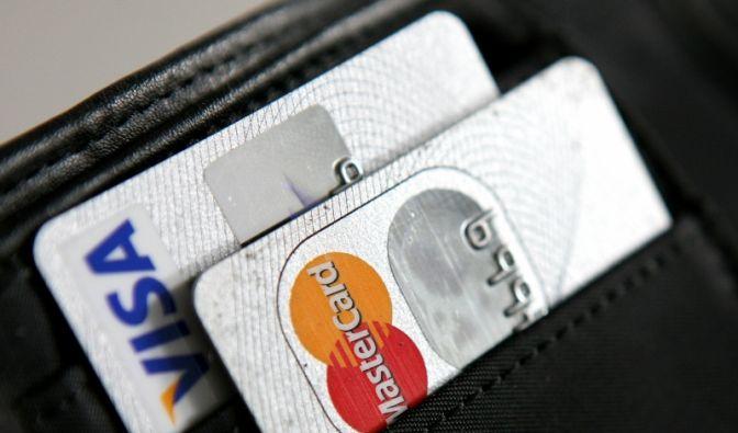 Angst vor Datenmissbrauch - Kreditkarten (Foto)