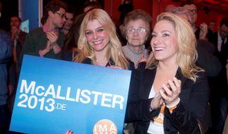 Anhänger von David McAllister hoffen auf eine weitere Amtszeit des niedersächsischen Ministerpräsidenten. (Foto)