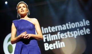 """Anke Engelke bei der Eröffnungsgala und Filmpremiere von """"Hail, Caesar!"""". (Foto)"""