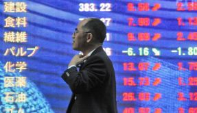 Anleger in Tokio nehmen wieder Gewinne mit (Foto)