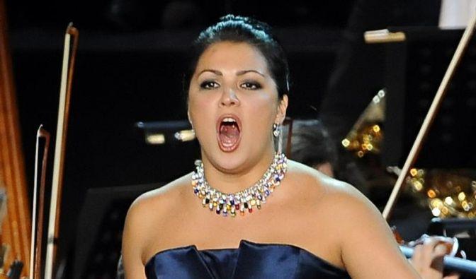 Anna Netrebko sagt Berliner «Don Giovanni» ab (Foto)