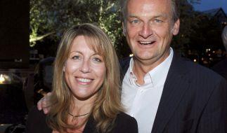 Anne Gesthuysen und Frank Plasberg (Foto)