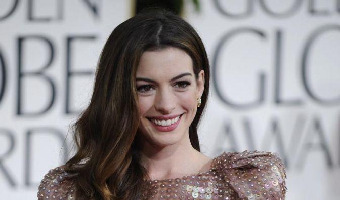 Anne Hathaway ist die neue «Catwoman» (Foto)