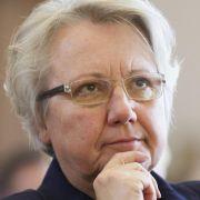Annette Schavan bleibt bei ihrer Unschuldsbehauptung.