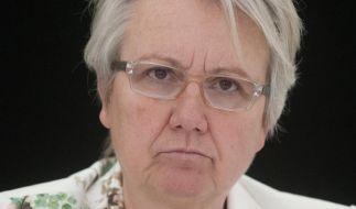 Annette Schavan: Hat sie bei ihrer Doktorarbeit geschummelt? (Foto)