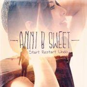 Anni B Sweet debtiert mit Start Restart Undo.