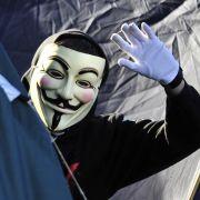 Anonymous ist mit Prangern nicht zimperlich.