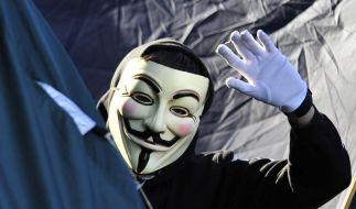 Anonymous veröffentlicht Daten (Foto)