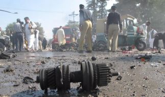 Anschläge in Pakistan und Indien forderten zahlreiche Opfer.  (Foto)