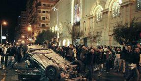 Anschlag auf koptische Christen (Foto)
