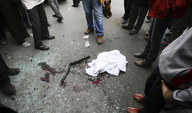 Anschlag in Teheran (Foto)