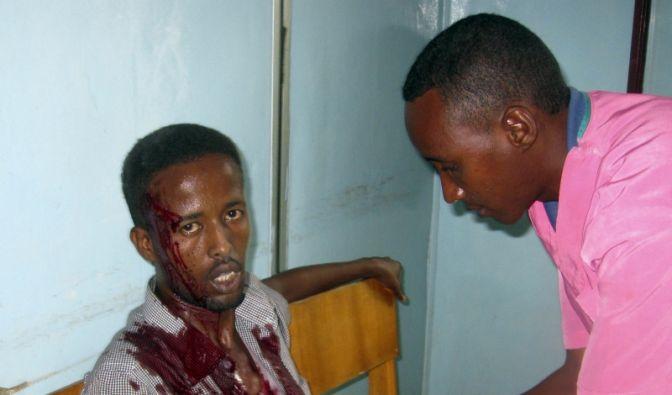 Anschlag Mogadischu (Foto)