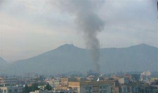 Anschlag n Kabul (Foto)