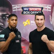 Dr. Steelhammer vs Anthony Joshua - Hier gibt's Tickets (Foto)