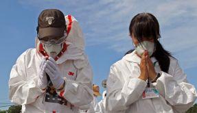 Anti-Atom-Protest (Foto)