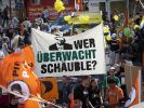 Anti-Überwachungs-Demonstration (Foto)
