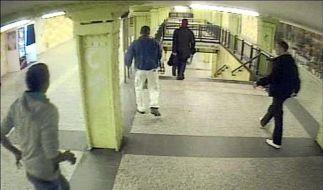 Anwalt: Mehrjährige Haftstrafen für U-Bahn-Schläger (Foto)