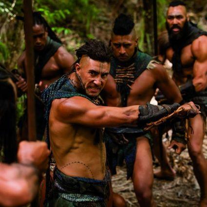 Aotearoa, das präkoloniale Maoriland, ist der mystische Schauplatz dieses außergewöhnlichen Actionstreifens. (Foto)