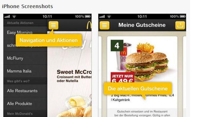 App-Charts: Essen, Spielen, Denken (Foto)