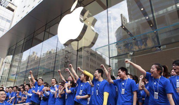 Apple als Religion (Foto)
