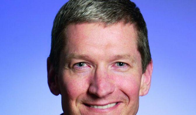 Apple-Chef: «Ich versuche nicht, Steve Jobs zu ersetzen» (Foto)