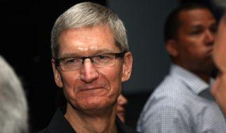 Apple-Chef Tim Cook präsentiert kein «One More Thing» (Foto)