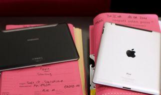 Apple gegen Samsung: «Odyssee im Weltraum» unzulässig (Foto)