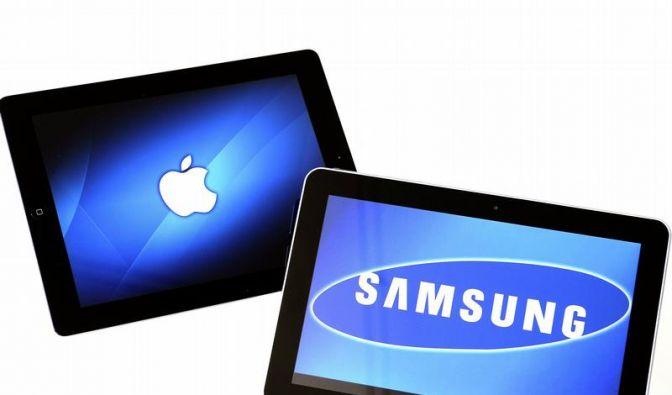 Apple geht im Tablet-Streit weiter gegen Samsung vor (Foto)