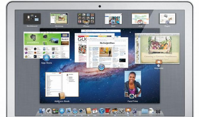 Apple lässt den Löwen raus: Mac OS X Lion ist da (Foto)