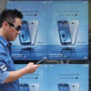 Apple lässt nicht locker - Samsung muss jetzt auch um seine aktuellsten Modelle bangen.