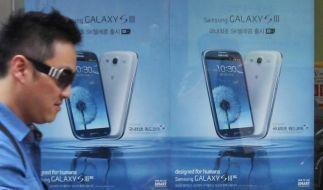 Apple lässt nicht locker - Samsung muss jetzt auch um seine aktuellsten Modelle bangen. (Foto)