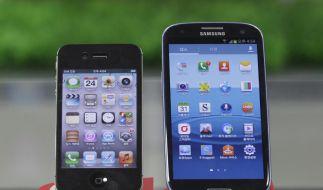 Apple hat Samsung im großen Patentprozess in Kalifornien eine verheerende Niederlage zugefügt. (Foto)