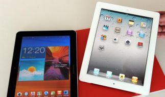 Apple setzt sich gegen Samsung durch (Foto)