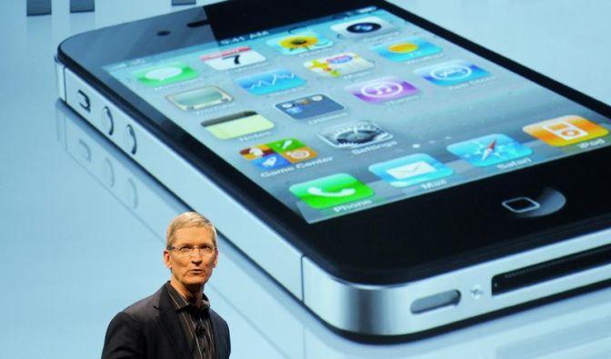 Apple will nächstes iPhone am 4. Oktober vorstellen (Foto)