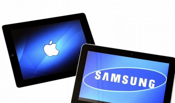 Apple will von Samsung 2,5 Milliarden Dollar (Foto)
