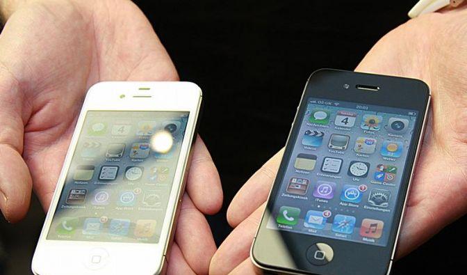 Apple zeigt iPhone 4S (Foto)