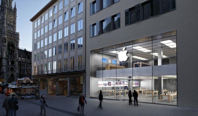 AppleStore (Foto)