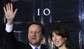 APTOPIX Britain Election (Foto)