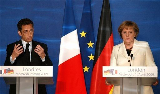 APTOPIX BRITAIN G20 (Foto)