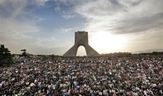 APTOPIX Mideast Iran Election (Foto)