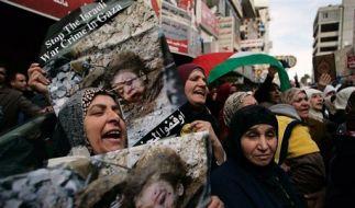 APTOPIX Mideast Israel Palestinians (Foto)