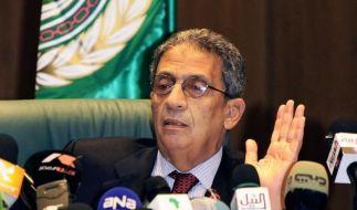 Arabische Liga berät über Lage in Libyen (Foto)