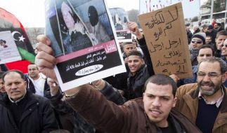 Arabische Welt in Aufruhr (Foto)