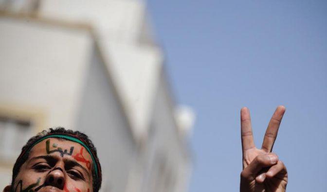 Arabischer Frühling (Foto)