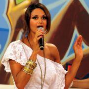 Arbeitet in Paraguay als Moderatorin und Model: Leryn Franco.