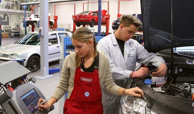 Arbeitgeber sind wählerisch (Foto)