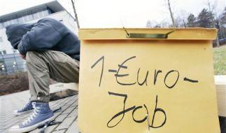 Arbeitsloser (Foto)