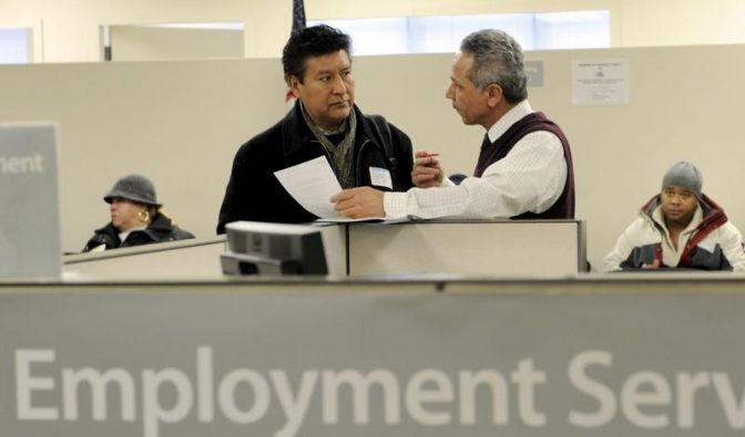 Arbeitslosigkeit in USA steigt wieder an (Foto)